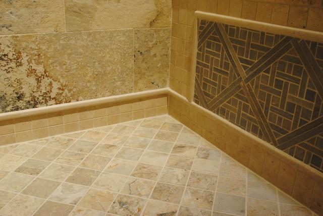 Ramsey Showrrom Displays traditional-floor-tiles