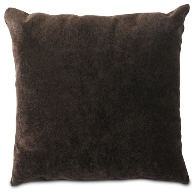 Villa Home Decorative Pillows : Villa Pillow, Storm - Traditional - Decorative Pillows - by Majestic Home Goods
