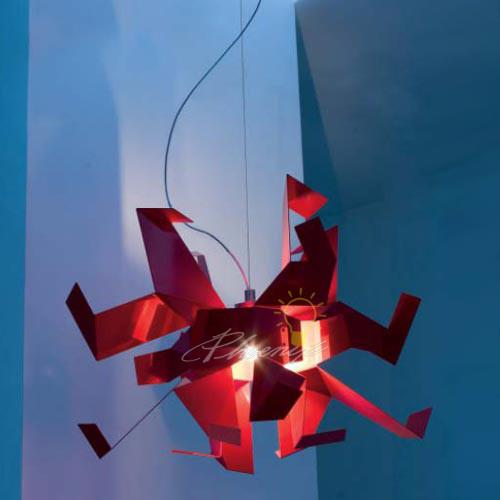 Glow Square Pendant Lamp modern-pendant-lighting