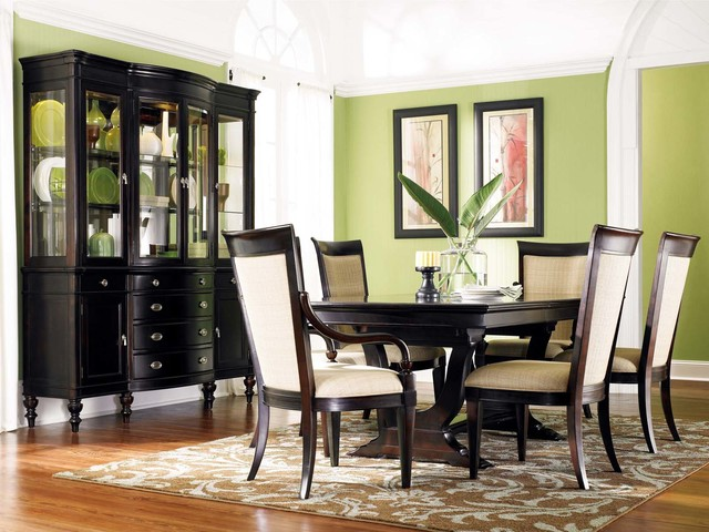 copley square dining room other metro by havertys furniture