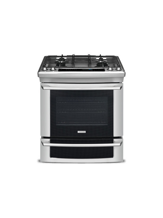 """30"""" Dual-Fuel Built-In Range with IQ-Touch Controls by Electrolux - PerfectConvect³®"""