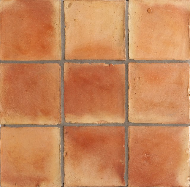 28 Ceramic Terracotta Floor Tiles