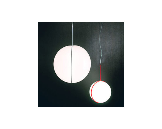 ANGELINA PENDANT LAMP BY PENTA LIGHT - The Angelina pendant is a simple and stylish design.