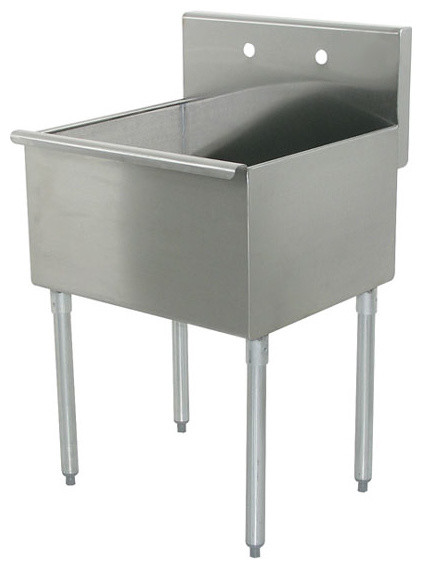 Whitehaus Collection Utility Sink Laundry Basin