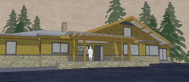 The Ranch rustic-rendering