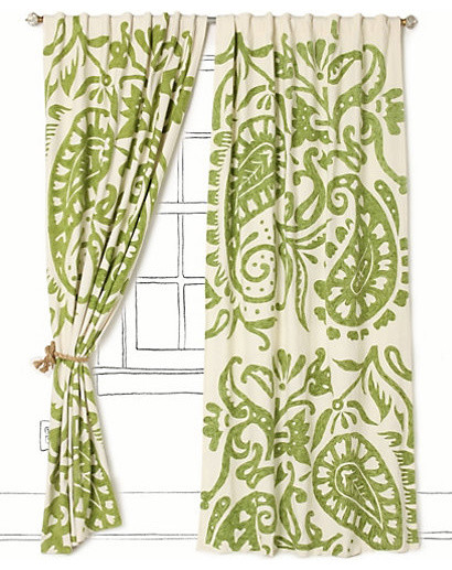 Lakarri Curtain contemporary curtains