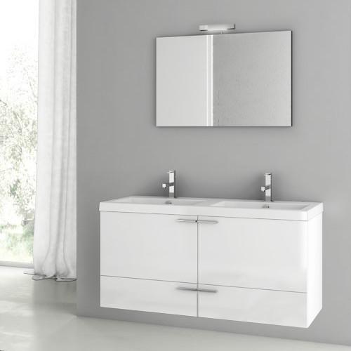 47 Inch Customizable Bathroom Vanity Set contemporary-bathroom-vanities-and-sink-consoles