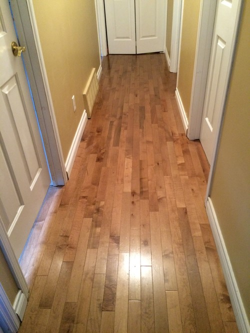 Too many different types of flooring - Best bedroom flooring for allergies ...