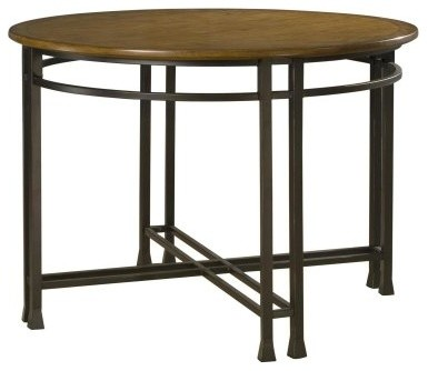 Home Styles Oak Hill Table contemporary-dining-sets