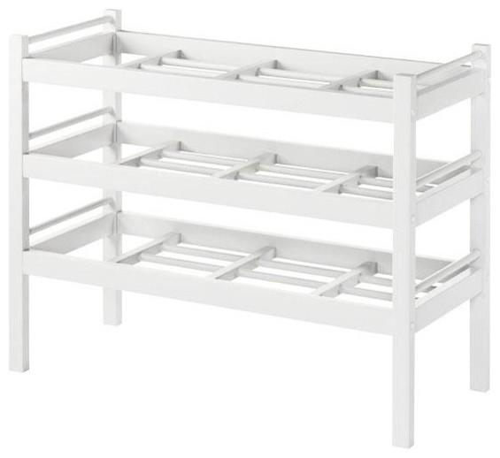 Martha Stewart Living™ Solutions Boot Rack traditional-closet-storage