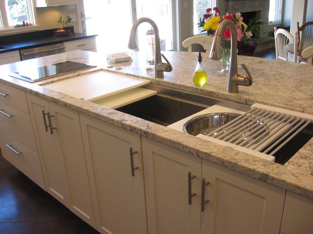 Kitchen sinks for Galley kitchen sink