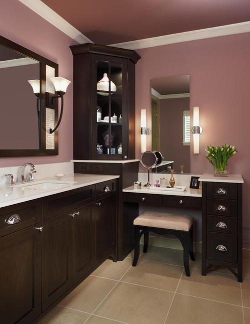 How Much Is The Entire Vanity Corner Glass Shelf And The Sink Cabinet And Vanity Table And
