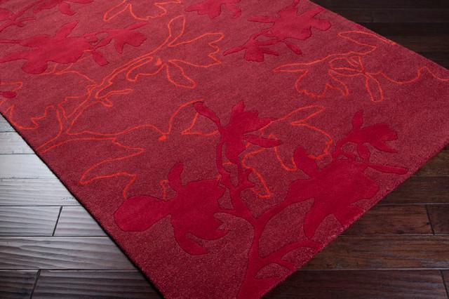 Organic Area Rugs contemporary-rugs