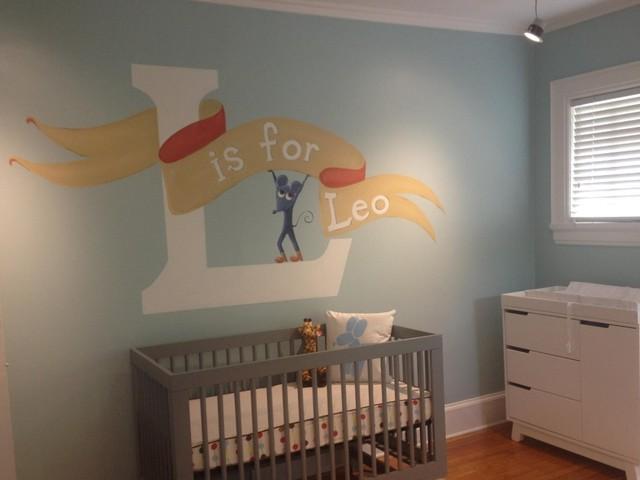 Nurseries modern-kids
