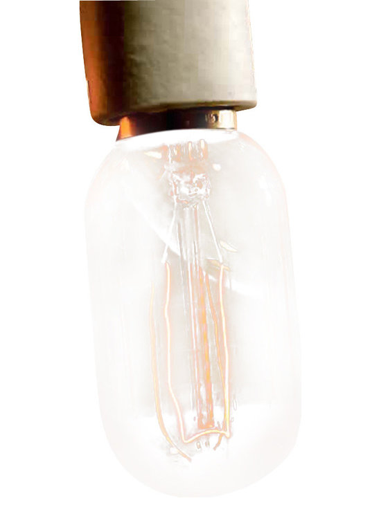 Globe and Tube Filament Bulbs - Thomas Edison would be proud of these ecofriendly filament bulbs. The modern look, ambient light created and distinct filament pattern when illuminated, make these glass globe and tube filament bulbs shine!