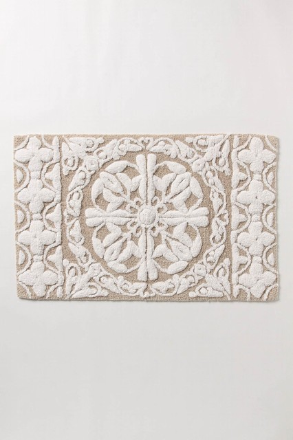 Isola Bella Bathmat traditional bath mats