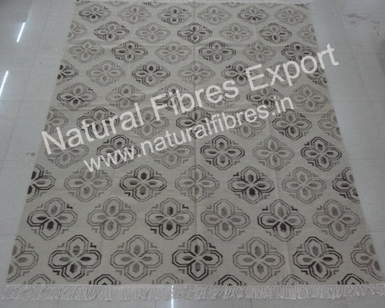 Natural Fibres Export : Fine Furnishing Products - Natural Fibres Export brought for you Wool Cotton Rug