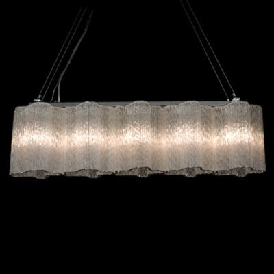 Pantages Linear Suspension by Trend Lighting  bathroom lighting and vanity lighting