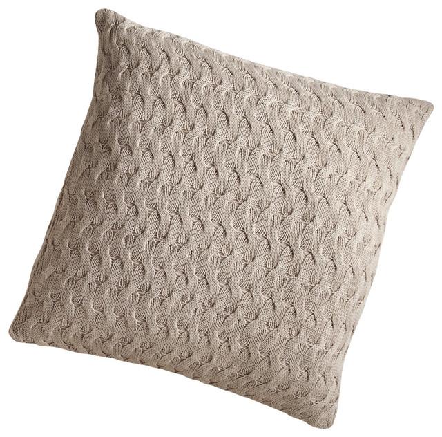 Majorca Decorative Pillow, Linen traditional-decorative-pillows