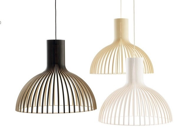 Victo Lamp by Secto modern pendant lighting