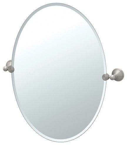 Oval Wall Mirror Home Products on Houzz
