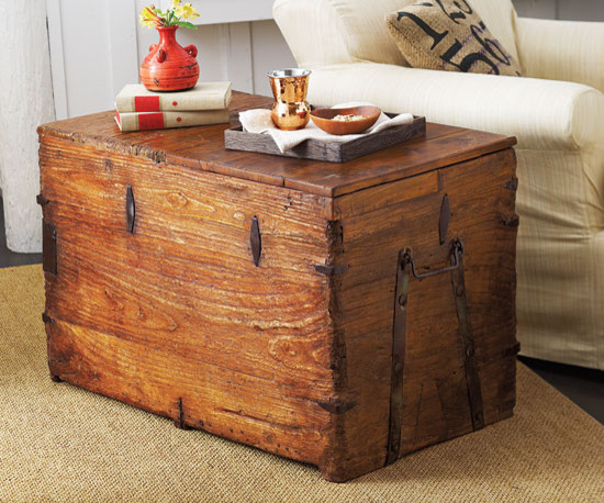 Traditional Decorative Trunks by Napa Style