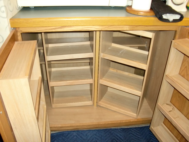 Slide Out Shelving - Kitchen Drawer Organizers - boston ...
