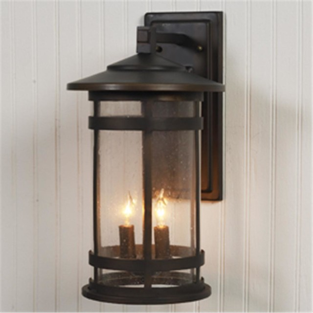 Mission Revival Outdoor Light - Medium outdoor-lighting