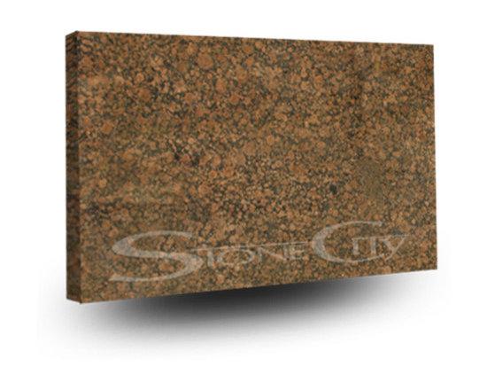 Baltic Brown Granite Slab -