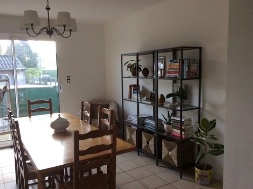 ma salle manger est quasi termin e quelle couleur pour les murs. Black Bedroom Furniture Sets. Home Design Ideas