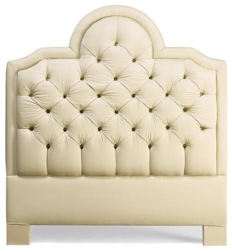 Majestic Upholstered Headboard traditional-headboards