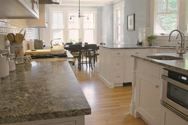 Interiors & Details traditional-kitchen
