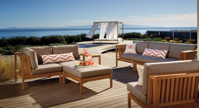 sunbrella fabric contemporary patio furniture and outdoor furniture
