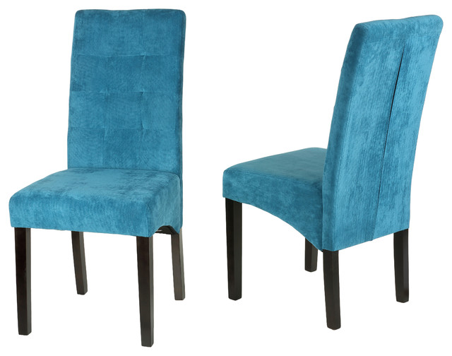 Chair Set Of 2 Contemporary Dining Chairs By Cortesi Home
