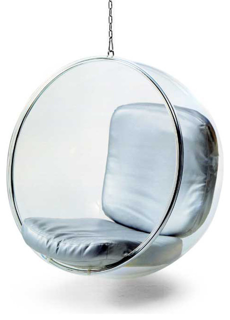 Eero Aarnio Bubble Chair modern-living-room-chairs