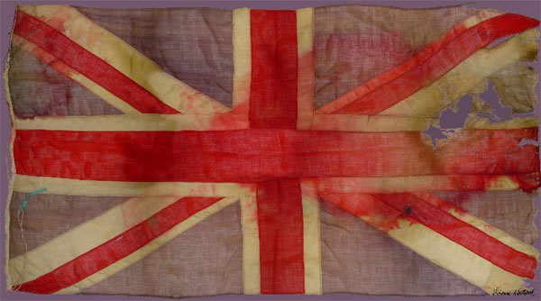 Vivienne Westwood Union Jack Wall Panel modern-wallpaper