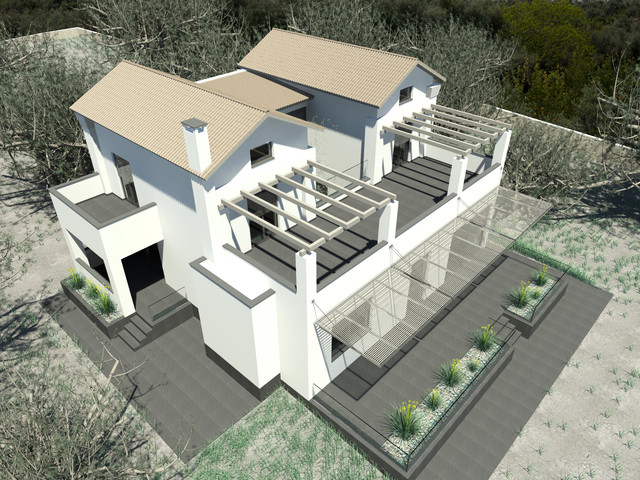 Greece Construction contemporary