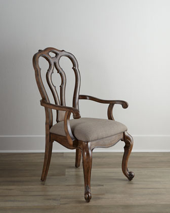 """Two """"Coleman"""" Armchairs traditional-armchairs-and-accent-chairs"""