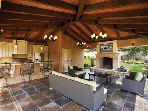 Outdoor Living Area Ideas design ideas to create an outdoor family room - home tips for women