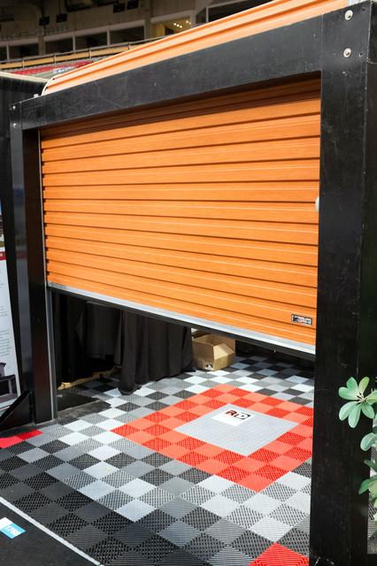 Residential Roll Up Garage Doors Contemporary Garage