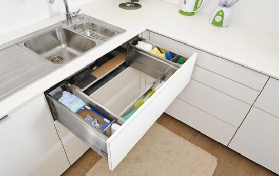 Blum Cabinet Hardware & Accessories - Kitchen Drawer Organizers - baltimore - by GRANDIOR ...