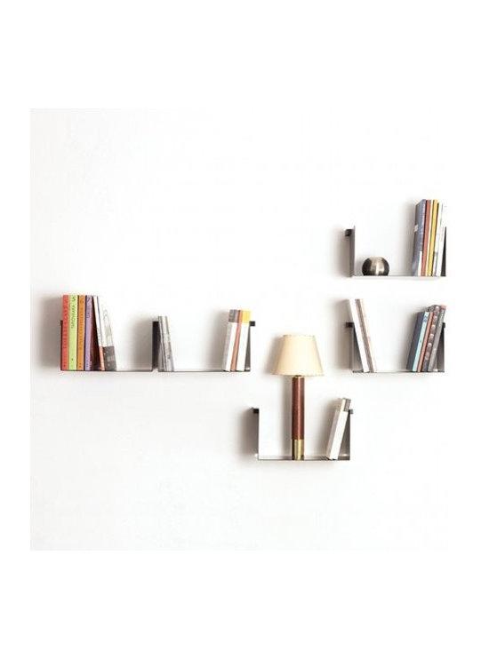 Santa & Cole - Santa & Cole | Noa Menor Modular Shelves, Set of 2 - Design by Carme Pinós, 2010.
