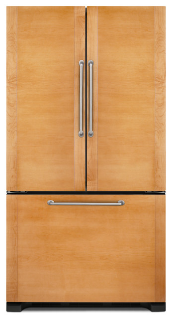 Jenn-Air French-door Refrigerator, Custom Panel | JFC2290VTB - los angeles - by Universal ...