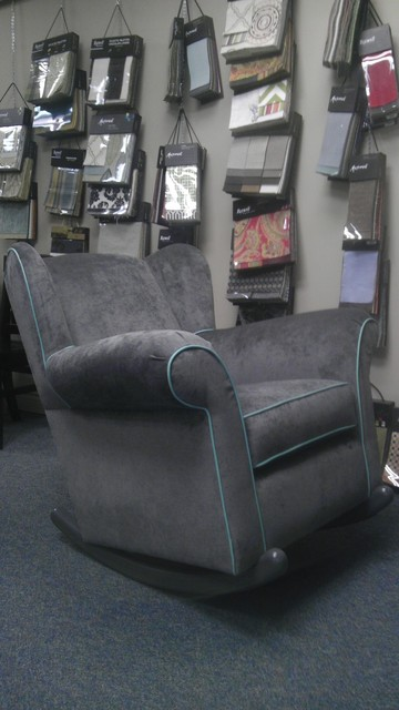 Custom Furniture contemporary-rocking-chairs