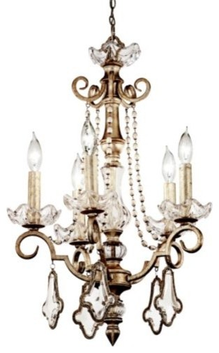Gracie Chandelier traditional-chandeliers