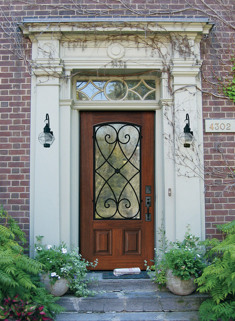traditional front doors On traditional front doors