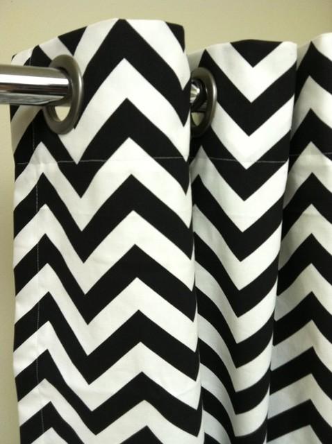 Standard Tub Shower Curtain Premier Decorator by Maison Boutique modern-shower-curtains