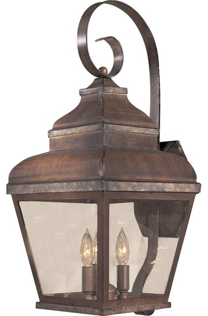 Wall Lights For Country Cottage : Mossoro Collection 22 3/4
