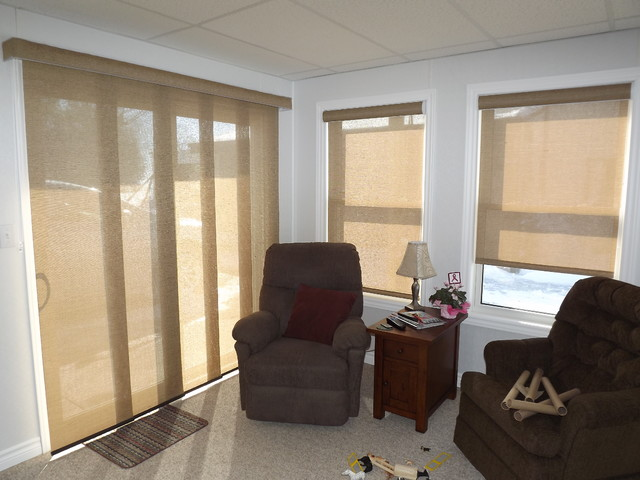 Windows 2013 Contemporary Roller Blinds Toronto By