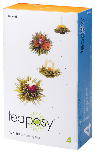 Teaposy Quartet Tea Set contemporary-coffee-makers-and-tea-kettles
